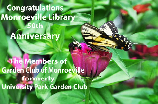 Congrats, Monroeville on 50th